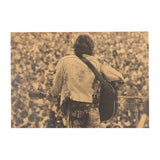 Woodstock Rock Music Festival Decorative Painting Classic Poster Vintage  51.5X36cm