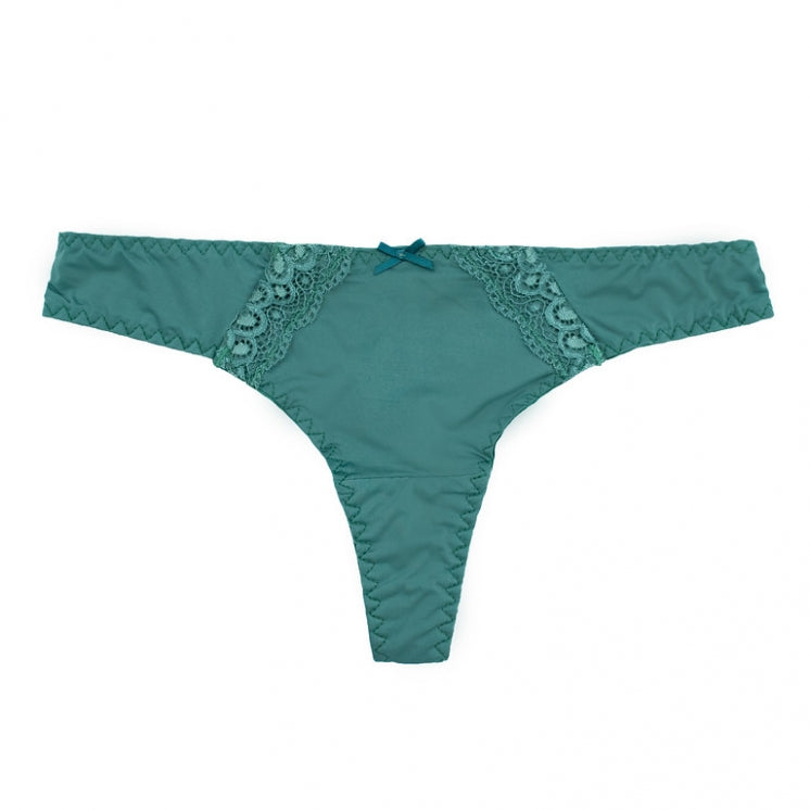 Ella Thong Emerald
