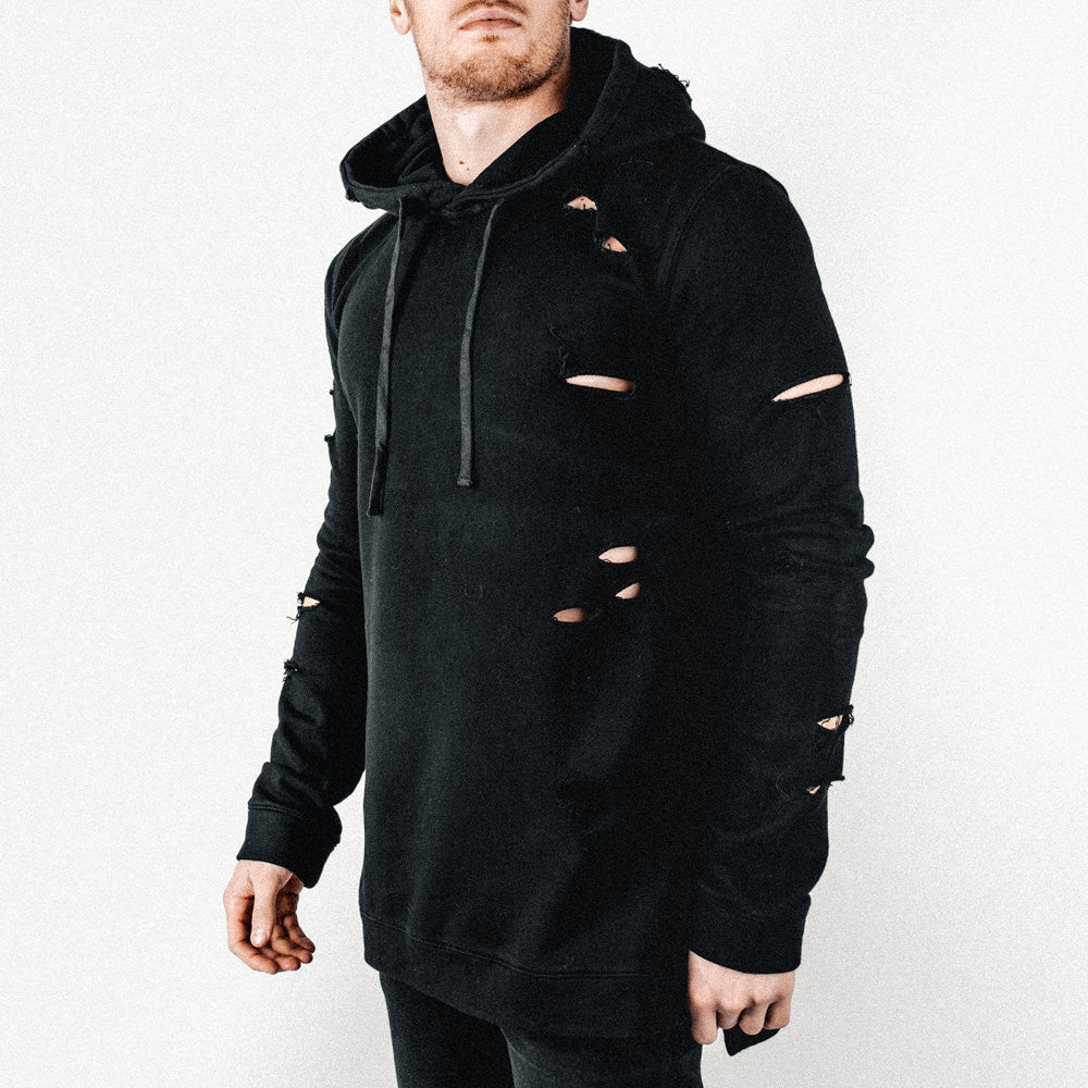 Introduction Hoodie - Black