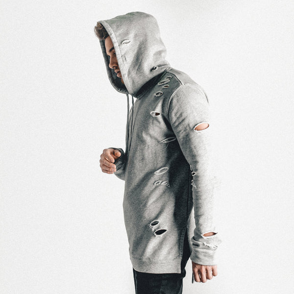 Introduction Hoodie - Grey