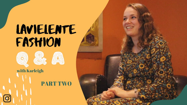 Listen to Karleigh Talk About How She Wears Her LaVieLente Pieces