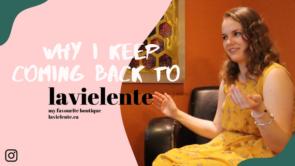 Why I Keep Coming Back & Shop @ LaVieLente Fashion