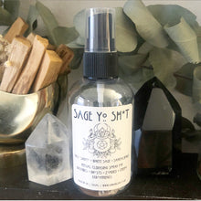 Sage Yo Shit Ritual Spray