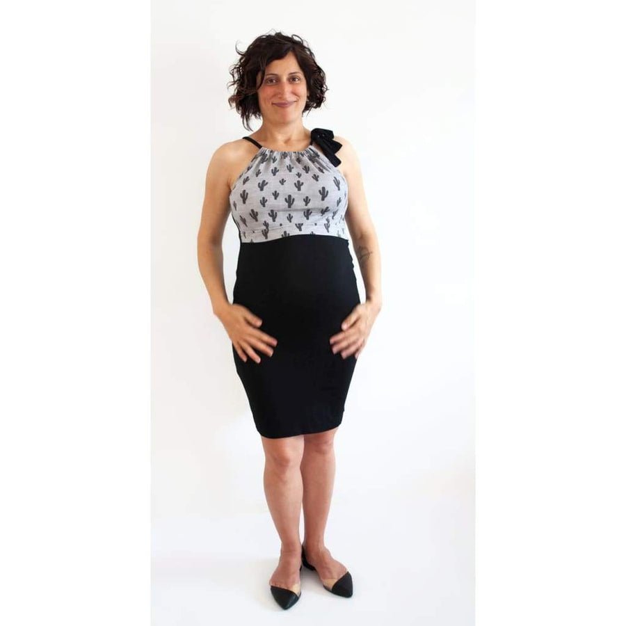 Cactus Mania Maternity Dresses & Nursing Clothes For Breastfeeding - Maternity & Nursing Dress