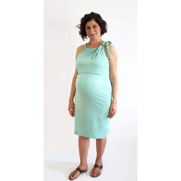 Lemonade Maternity And Nursing Dress For Breastfeeding - S - Maternity & Nursing Dress