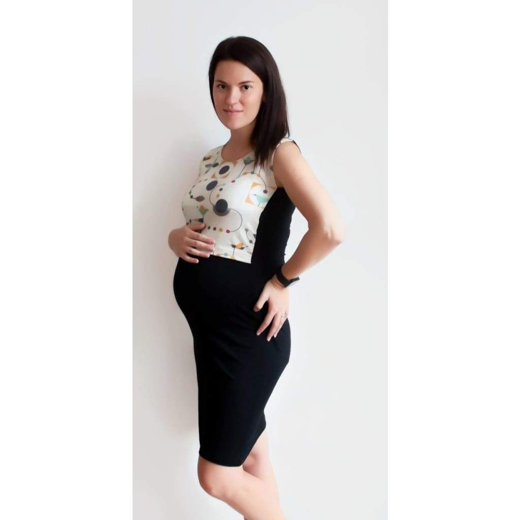 Stylish Maternity Clothes & Nursing Dresses for Breastfeeding