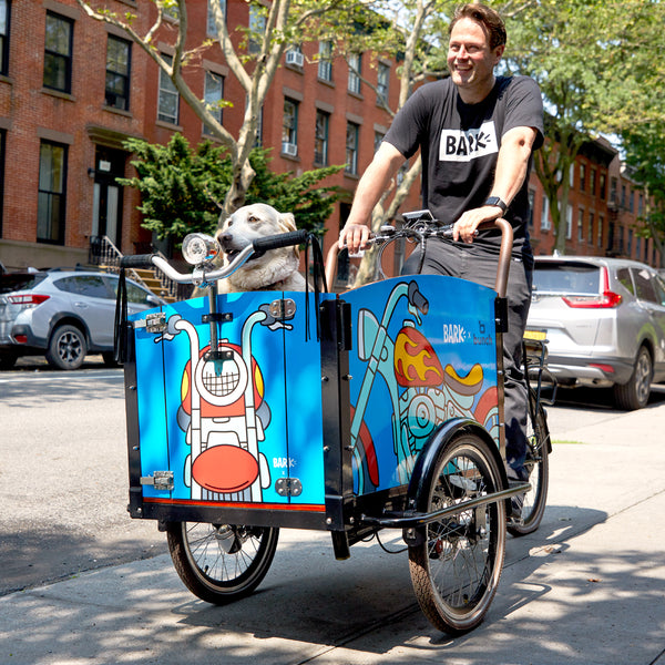 The BARK - Electric Cargo Bike