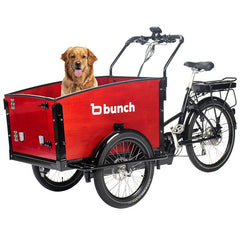 The K9 electric cargo bike for dogs (Non-Electric / Electric)