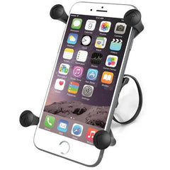 "Phone Holder (X-Grip - For 2"" - 3.25"" Wide Phones) (X-Grip Plus - For 2.5"" - 5"" Wide Phones)"