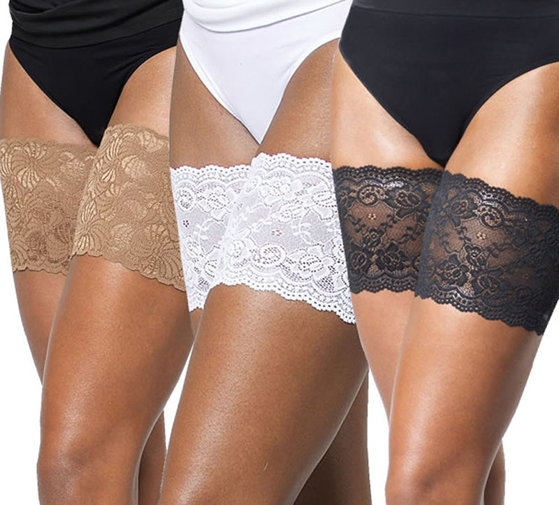beautiful thigh protectors will help stop chafing