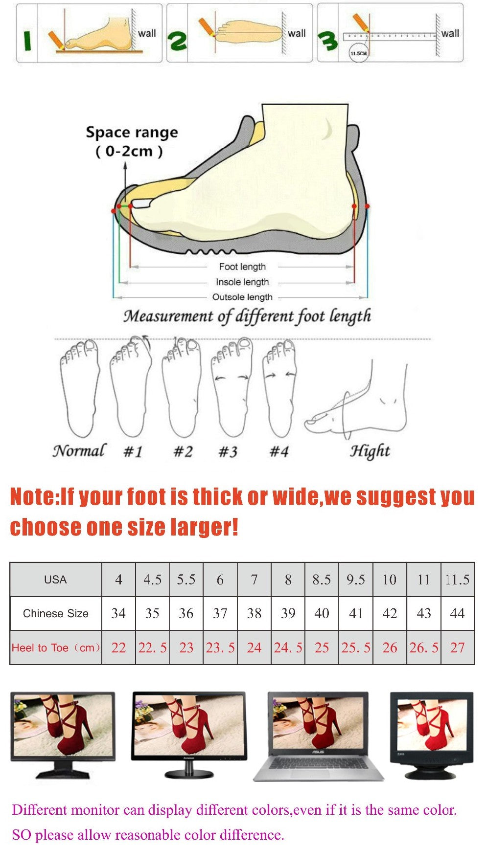 sizing and fitting your nodule shoe in mary jane style