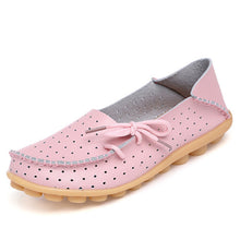 Pink Breathable Side Lacing