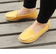 Yellow Smooth Casual