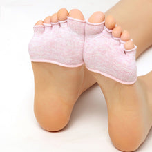 Half Foot Socks for High Heeled Shoes