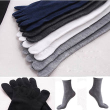 Ankle High Toe Socks