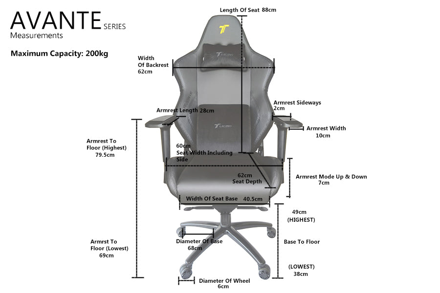 best gaming chair malaysia