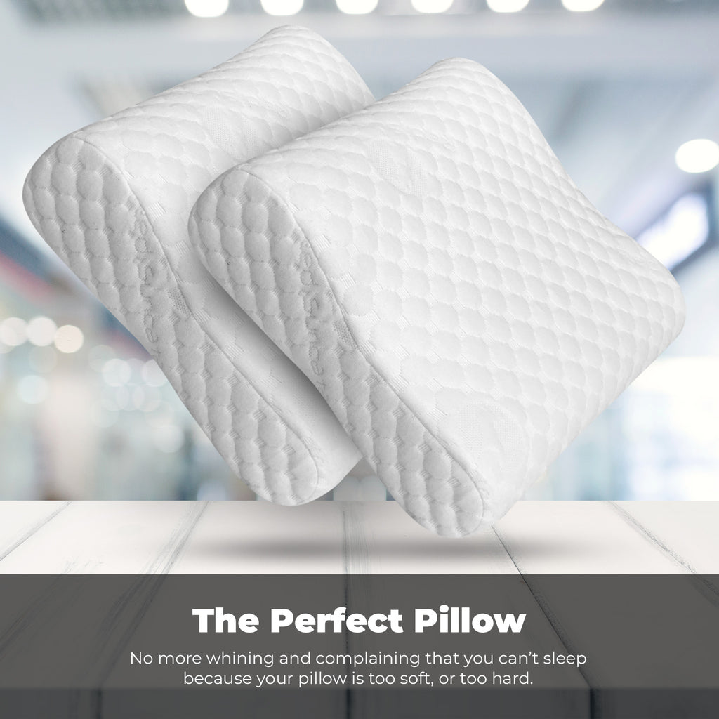 Travel Contour Mini Pillow