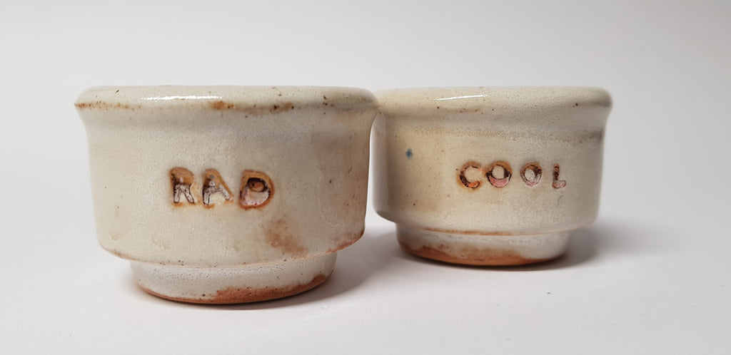 Rad & Cool eggs cups