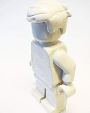 Jesmonite natural Lego Man #1