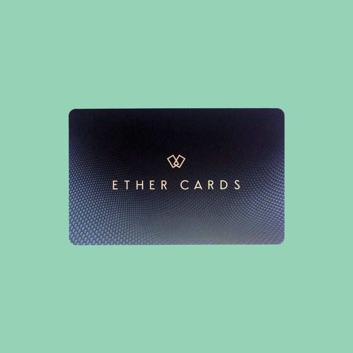 Ether Cards
