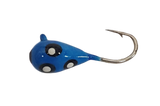 Blue Tungsten Ice Fishing Jig