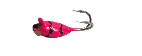 Pink Killer Bee Tungsten Jig