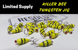 Killer Bee Yellow Tungsten Jig