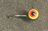 One Eye Willie Tungsten Glow Jig - 3mm