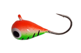 Firetiger Back Stripe Tungsten UV Glow Jig