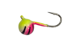 Pink Lemonade Tungsten Glow Jig - 3mm