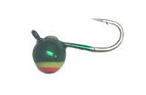 Green Tungsten Fishing Jig