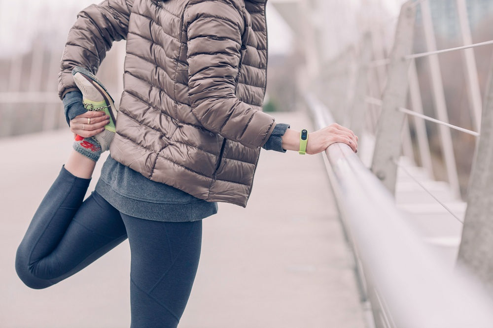 Winter Fitness Motivation - 5 Tips to Get you Moving
