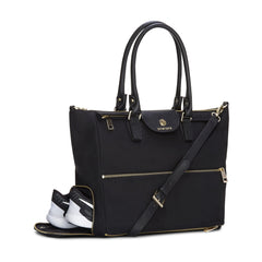 Reese Gym Tote Bag Black
