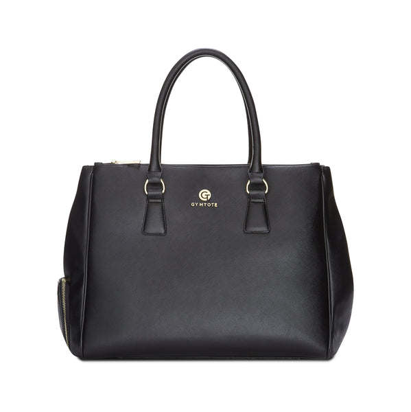 Gym Tote Sophia Bag Black