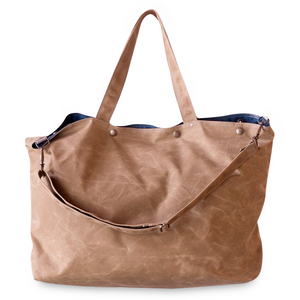 Moop Bags The Porter Tote Tan