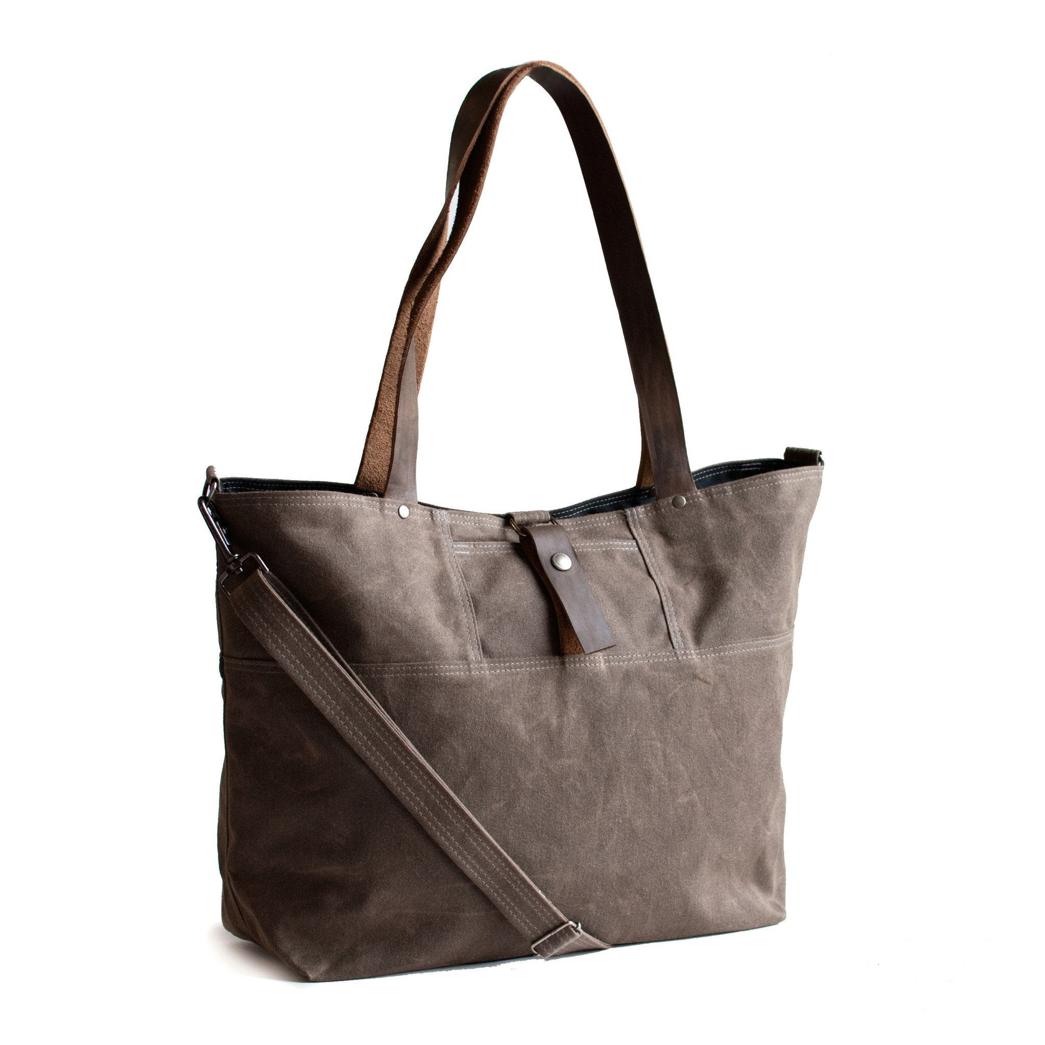 Moop Bags The Carrier Tote Brown