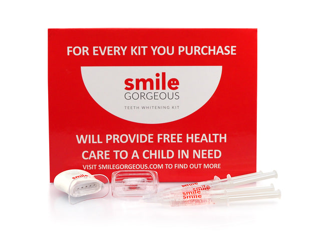 Smile Gorgeous Teeth Whitening Kit