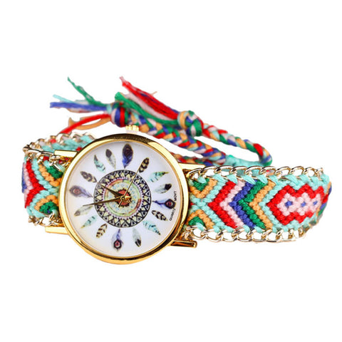 Knitted Watch FREE SHIPPING