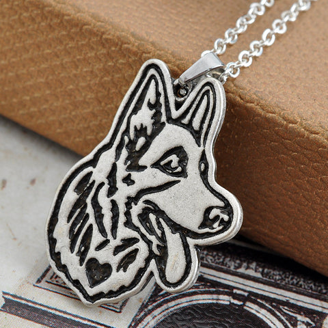 Man's Best Friend Pendant Necklaces,Dog Necklaces