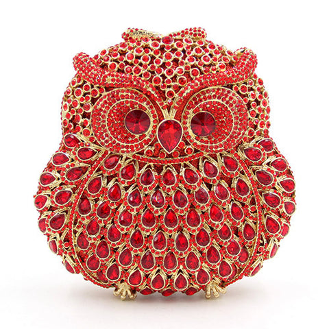 Women Owl  Clutch