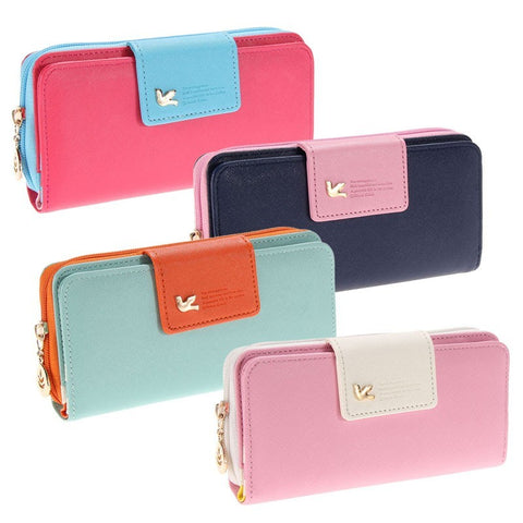 Women's Large Wallet FREE SHIPPING TO AUSTRALIA & NEW ZEALAND