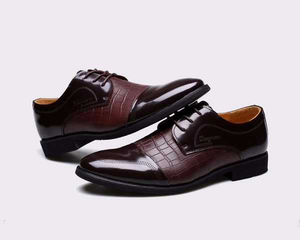 Men's Leather Shoes FREE SHIPPING