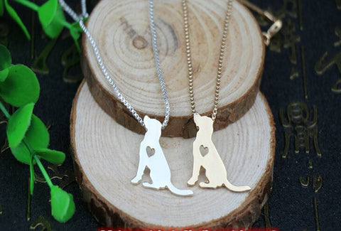 Labrador Retriever Necklace  FREE SHIPPING