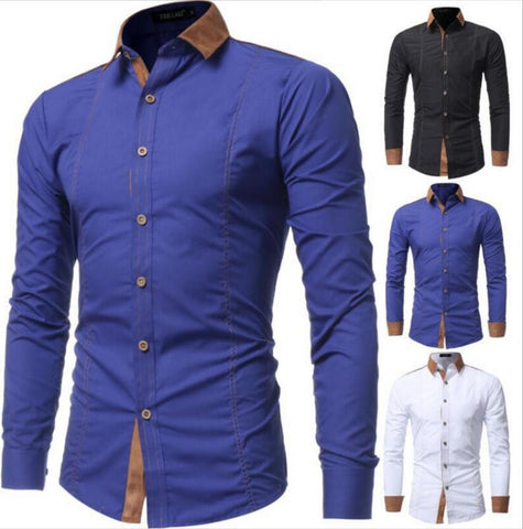 Nicky Slim Fit Dress Shirt FREE SHIPPING