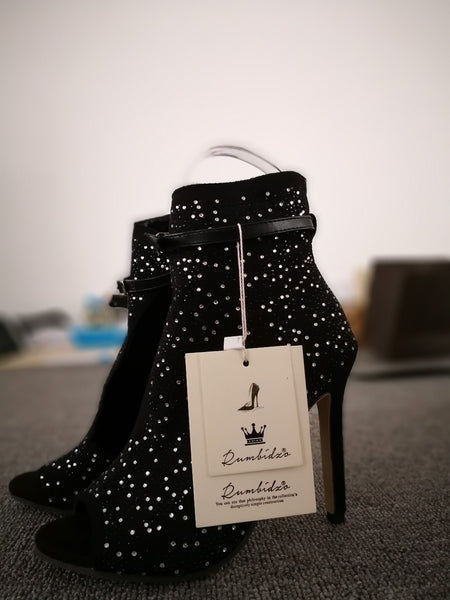 Rhinestone High Heels Pumps  FREE SHIPPING