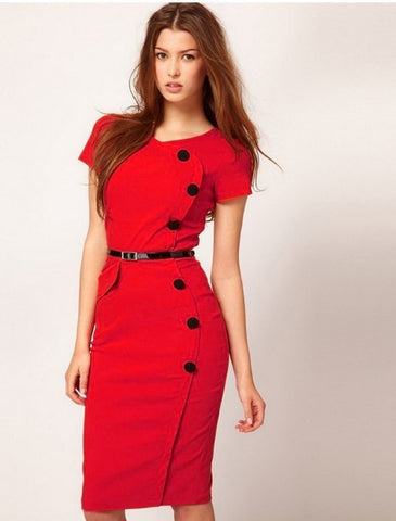 Melly Knee-Length Dress FREE SHIPPING