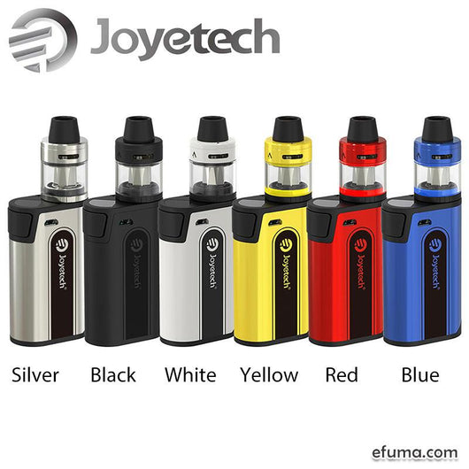 3000mAh CuBox with 2ml CUBIS 2 Kit fra JoyeTech