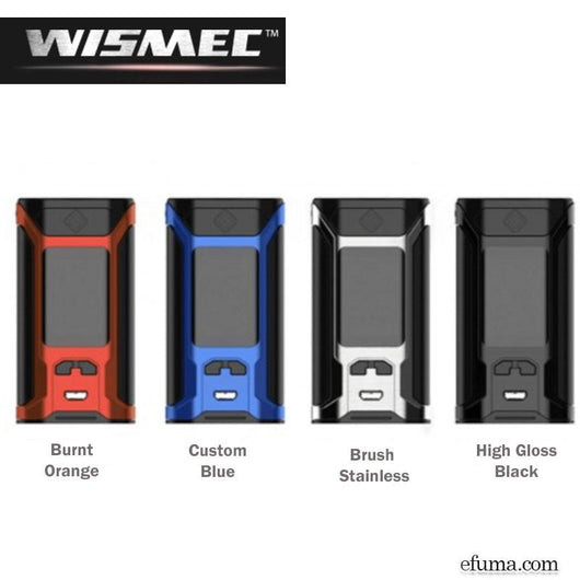 SINUOUS RAVAGE230 200W TC Box MOD