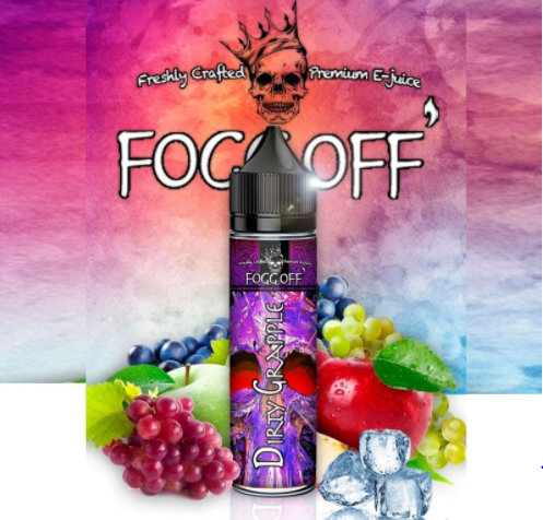 FOGG OFF JUICE DIRTY GRAPPLE fra Fogg Off Juice