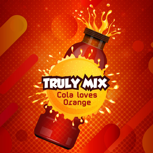 Cola Loves Orange fra Big Mouth
